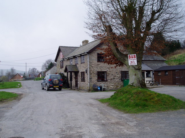 Sun Inn, St Harmon