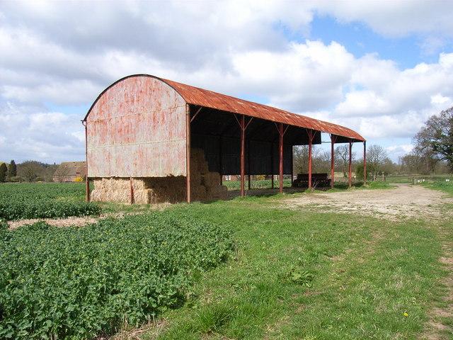 Barn at Little Baldon