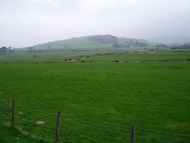Marteg Valley, near St Harmon
