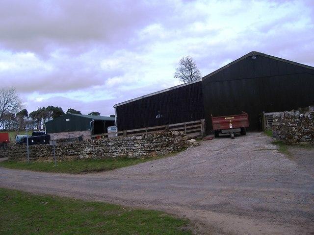 High Shaw Farm