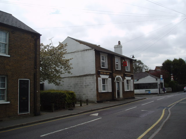 "The ""Red Lion"", High Street, St. Mary Cray, Kent"