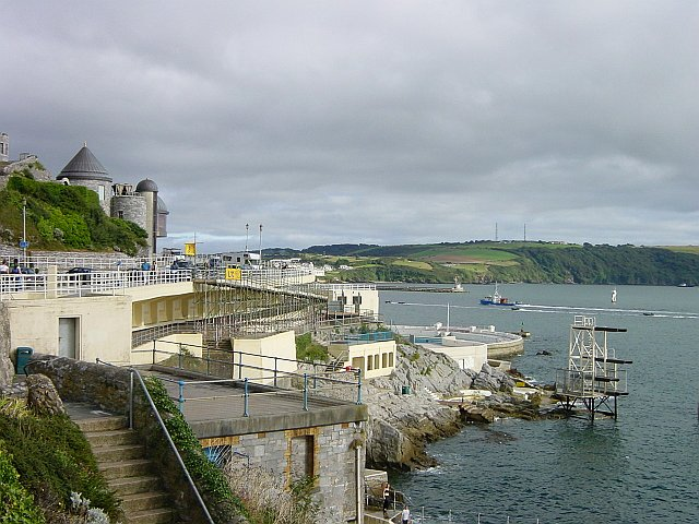 Tinside Lido,  Plymouth