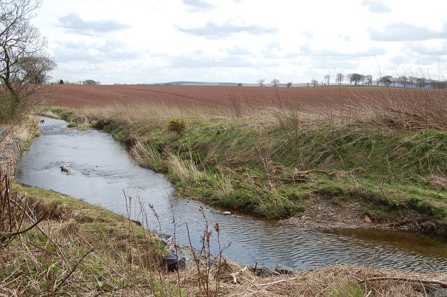 The North Queich at Ballingall