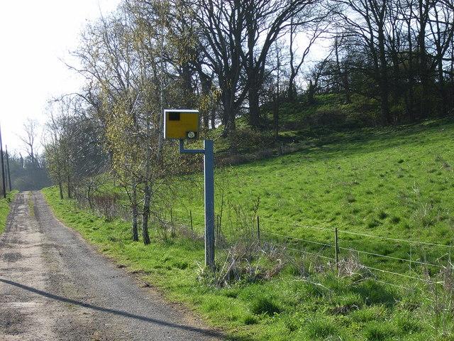 Driveway, North Farm