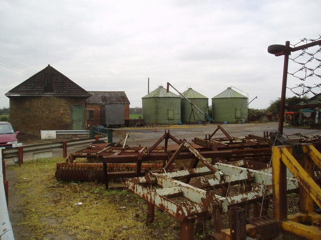 Crouch Farm, near Crockenhill, Kent
