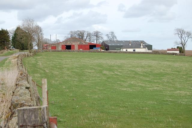 Coldrain Farm