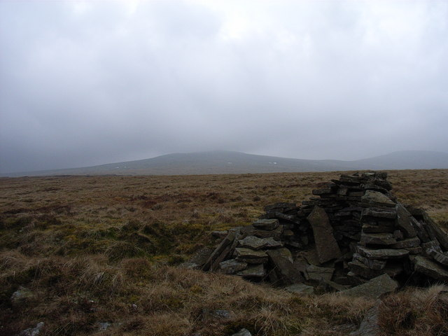 A shelter on Hard Hill