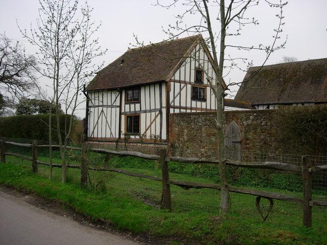 An Old Tudor House