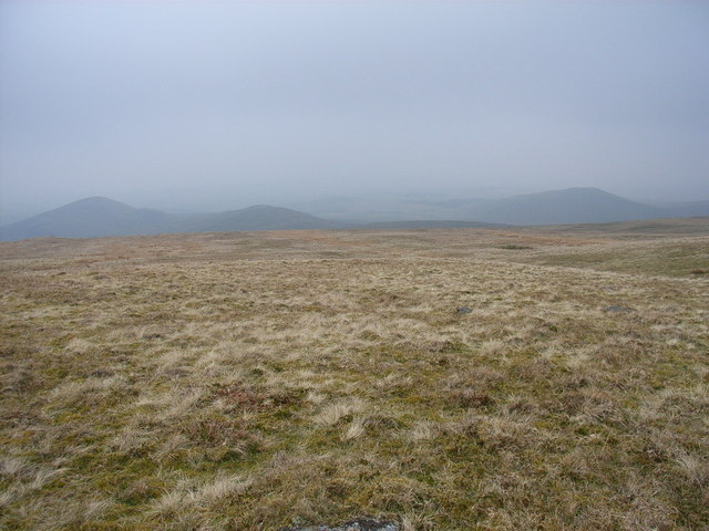 The slopes of Knock Pike