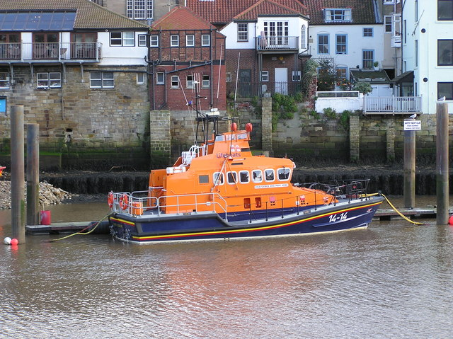 RNLI Lifeboat : George And Mary  Webb