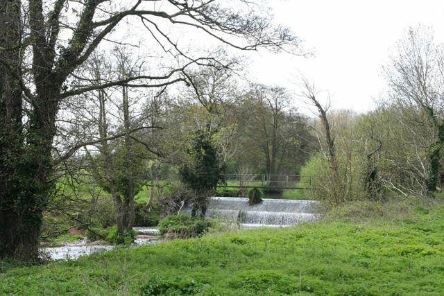 Nynehead: Hornshay Weir