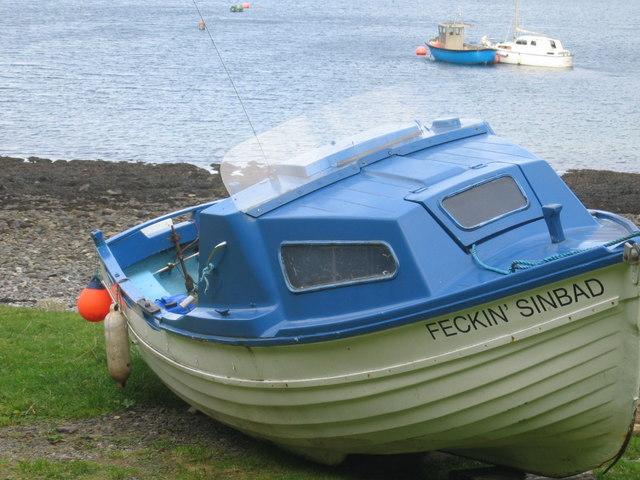 Tarbet, Loch Nevis
