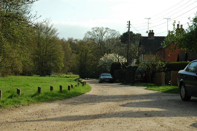 Private Road, Cricket Hill, Yateley