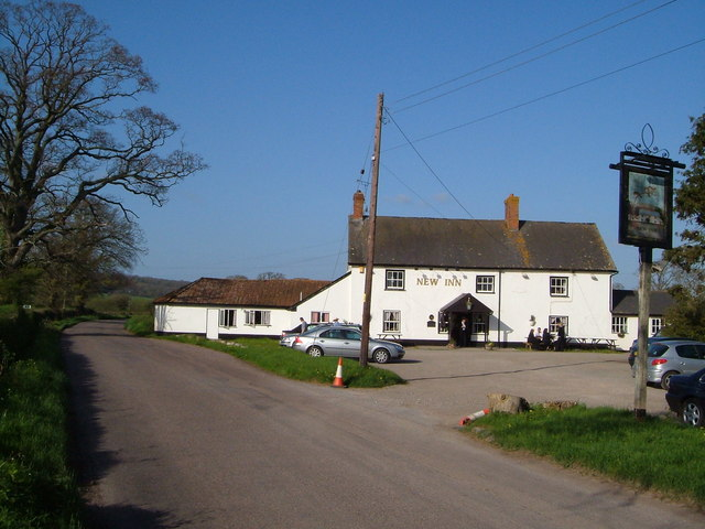 New Inn, Broadclyst