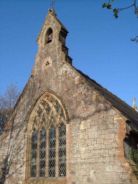 St Paul's church, Westwood