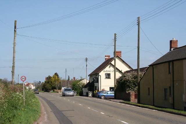 Oake: Hillcommon