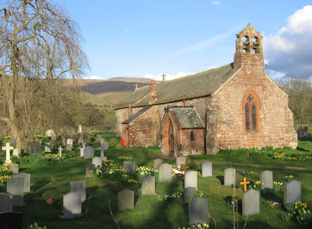 St Luke's, Ousby Townhead, Westmorland