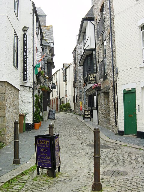New Street, Plymouth