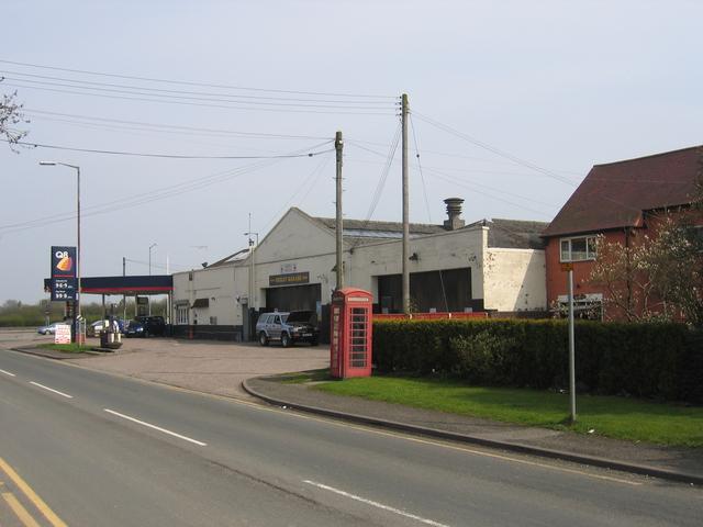 Beoley Garage
