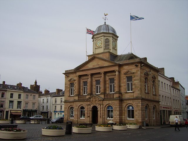 Town Hall, Kelso
