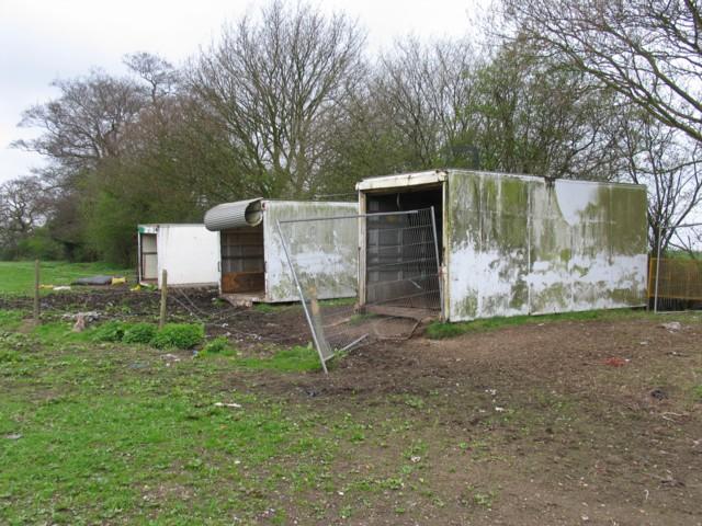 Prefab stables