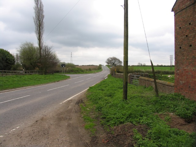 B585 Bagworth Road