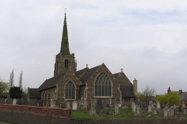St Simon and St Jude Earl Shilton