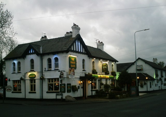 The White Barn Hotel, Forest Road, Cuddington