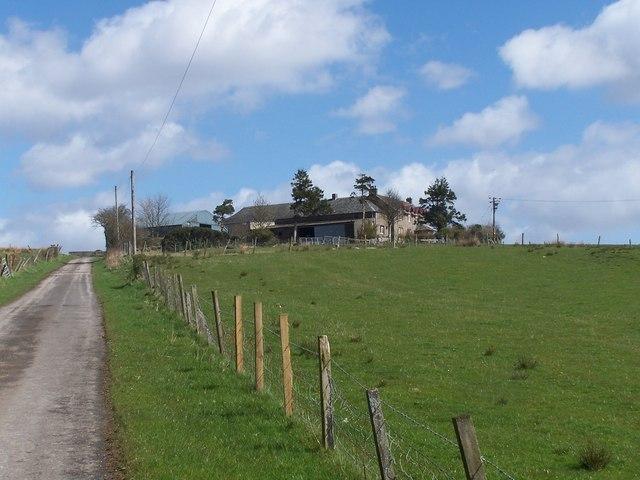 Cardross, Blackthird Farm