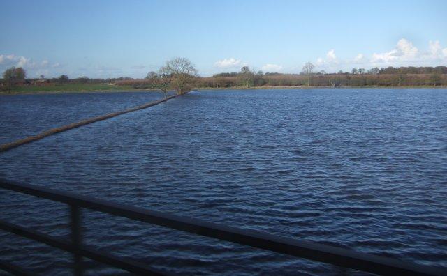 Floods at Ozendyke Ings