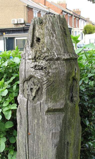 Gatepost - Holy Trinity