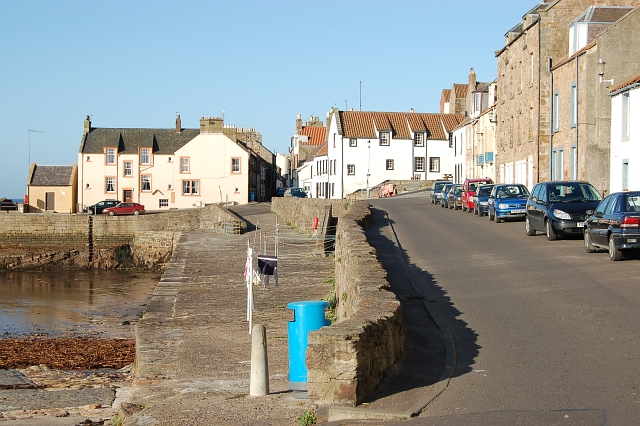 Shore Street, Cellardyke