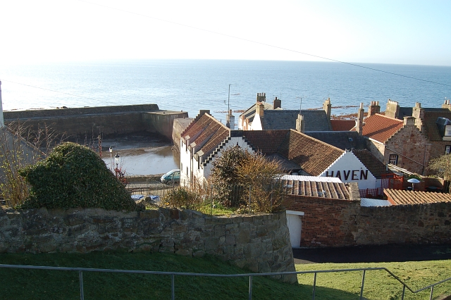 Harbour, Cellardyke