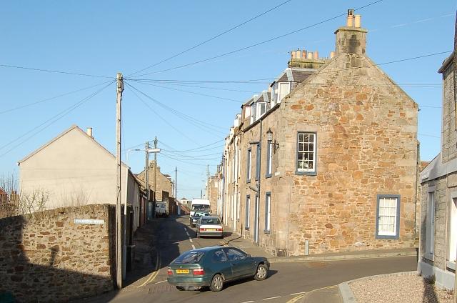West Forth St, Cellardyke