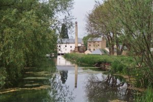 Stotfold Mill, Mill Lane