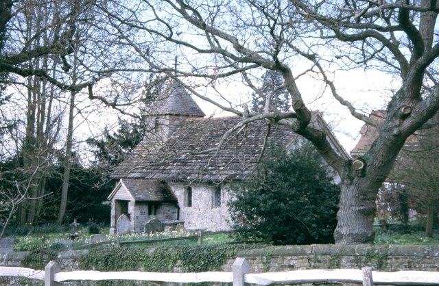 Wiggonholt Church