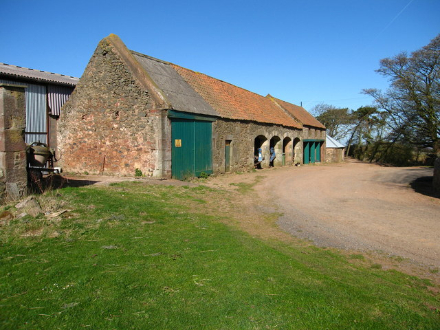Pathhead Farm, near Stenton