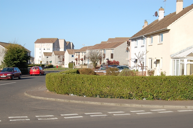 March Place, Cellardyke