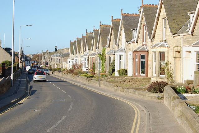 Crail Road, Anstruther