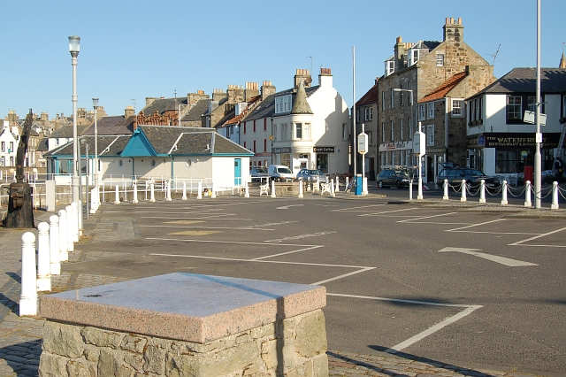 Shore Street, Anstruther