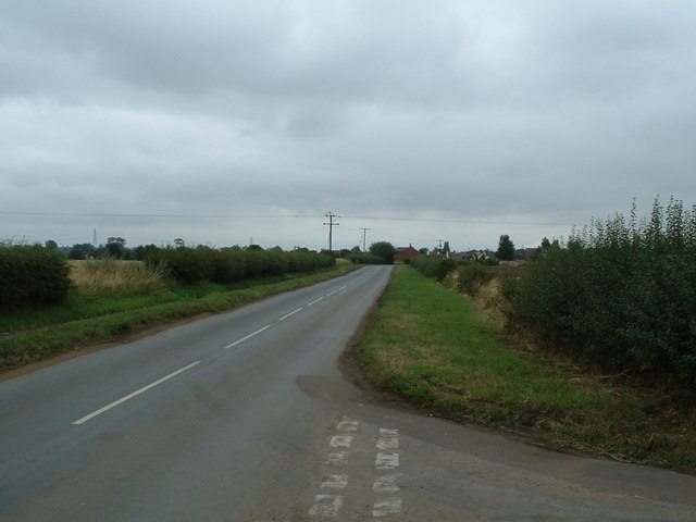 Looking towards Kellington