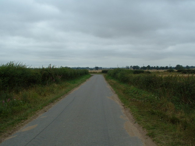 Church Lane, Kellington