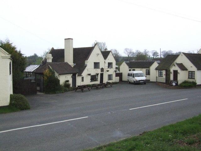 Halfway House, Eardington