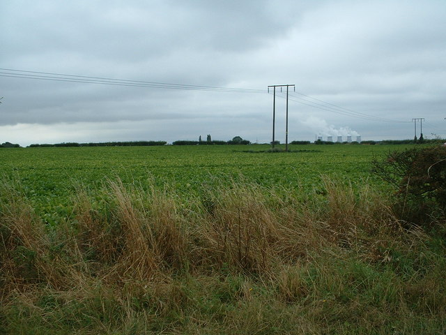 Looking towards Roall
