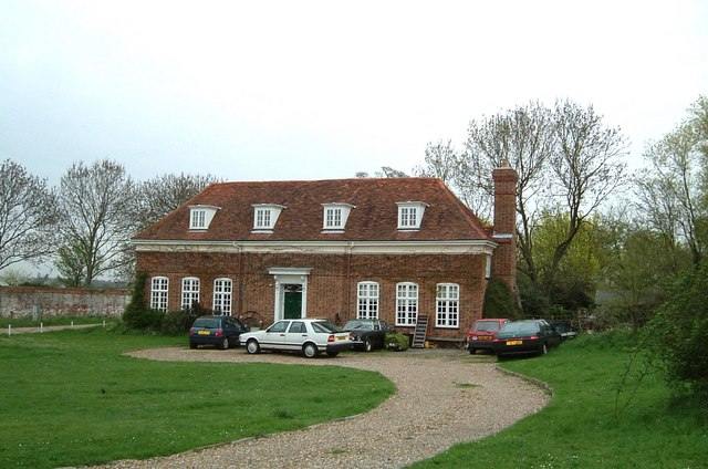 The Old Coach House, Salisbury Hall