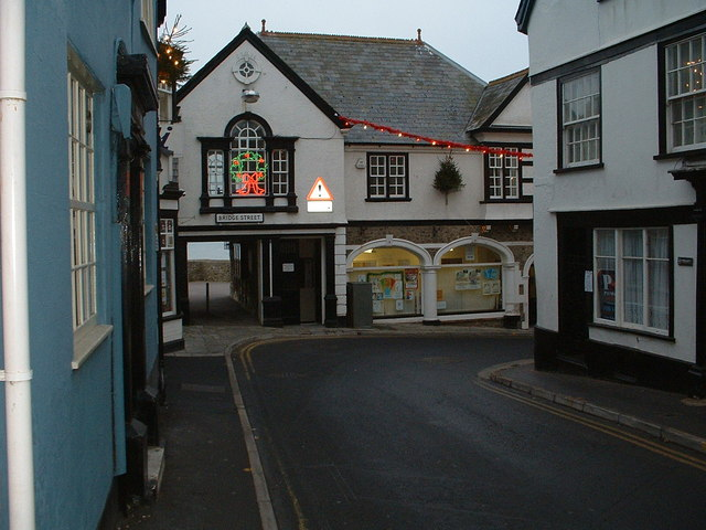 Bridge Street, Lyme Regis