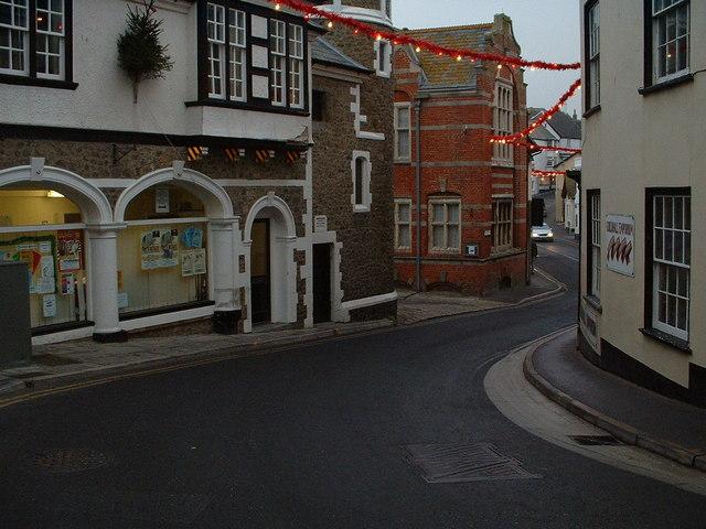 Lyme Regis Shops