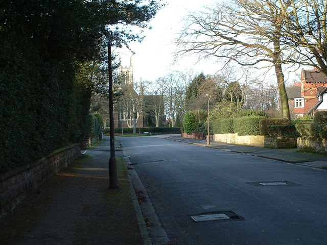 Saint Agnes Road