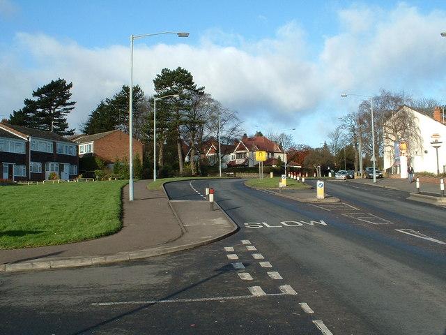 Yardley Wood Road