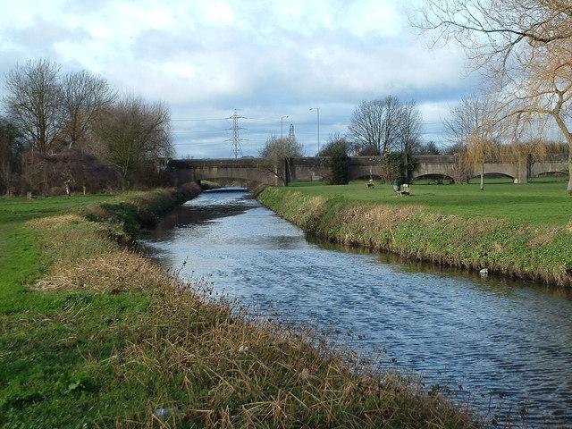 River Cole, Coleshill
